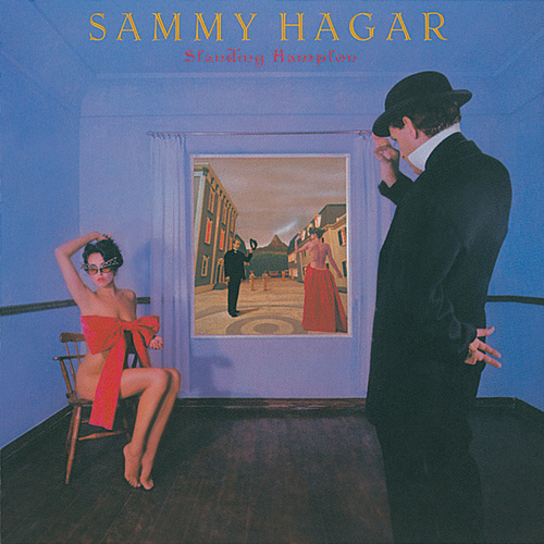 Standing Hampton by Sammy Hagar
