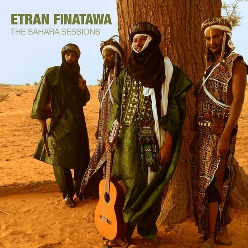 The Sahara Sessions by Etran Finatawa