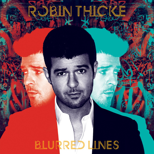 Blurred Lines by Robin Thicke