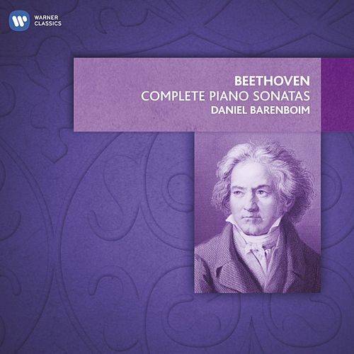 Beethoven: Complete Piano Sonatas by Daniel Barenboim