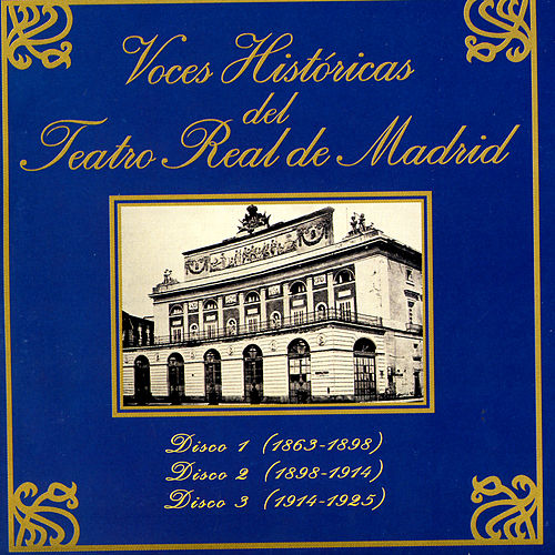Grandes Voces Del Teatro Read De Madrid by Various Artists