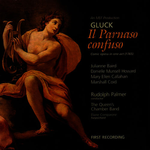 Il Parnaso confuso by Julianne Baird