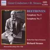 Symphony No.5 / Symphony No. 7 by Ludwig van Beethoven