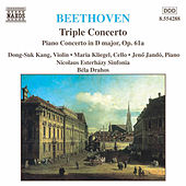Triple Concerto  / Piano Concerto in D by Ludwig van Beethoven