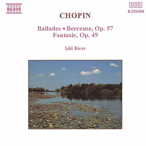 Ballades / Berceuse / Fantasie by Frederic Chopin
