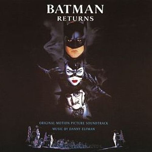 Batman Returns by Danny Elfman