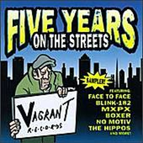 Five Years On The Streets by Face to Face