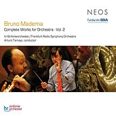 Maderna: Complete Works for Orchestra, Vol. 2 by Various Artists