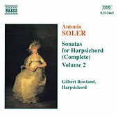 Sonatas for Harpsichord Vol. 2 by Antonio Soler