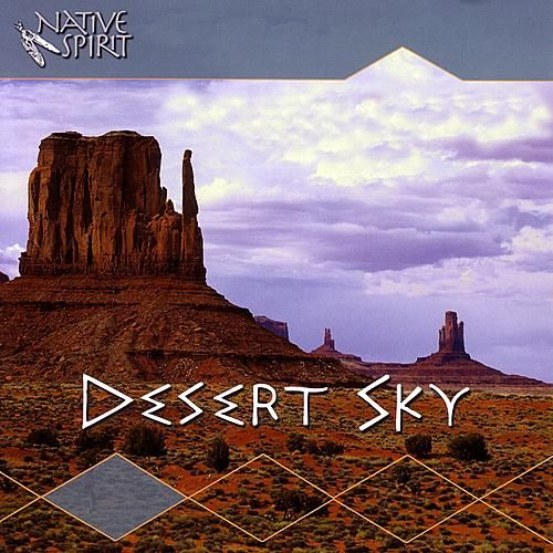 Desert Sky by The Flute Clan