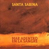 Mar Adentro En La Sangre by Santa Sabina