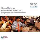 Maderna: Complete Works for Orchestra, Vol. 4 by Various Artists