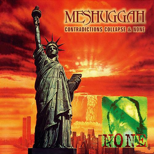 Contradictions Collapse by Meshuggah