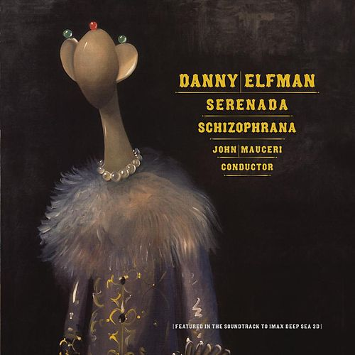 Serenada Schizophrana by Danny Elfman