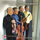 Shostakovich String Quartets Nos. 3, 14 & 15; Quintet in G minor by Various Artists