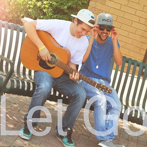 Let Go (feat. Jairo) by Alex Brown