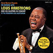 An Evening With Louis Armstrong At The Pasadena Civic Auditorium by Louis Armstrong