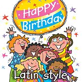 Happy Birthday - Latin Style by Kidzone