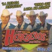 La Plebada Periquera Puros Corridos Vol.2 by Los Herederos Del Norte