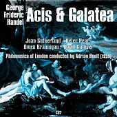 George Frideric Handel: Acis & Galatea (1959), Volume 2 by David Galliver