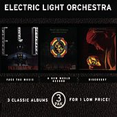 Face The Music/A New World... by Electric Light Orchestra