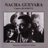 Nacha Canta a Benedetti by Nacha Guevara