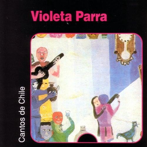 Cantos de Chile by Violeta Parra