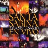 XV Aniversario En Vivo by Santa Sabina