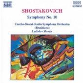 SHOSTAKOVICH: Symphony No. 10 by Slovak Radio Symphony Orchestra