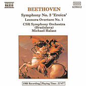 BEETHOVEN: Symphony No. 3 / Leonore Overture No. 1 by Slovak Radio Symphony Orchestra