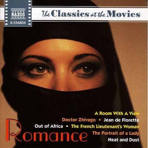 Classics at the Movies: Romance by Various Artists