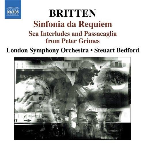 BRITTEN: Sinfonia da Requiem / Gloriana Suite / Sea Interludes by Various Artists