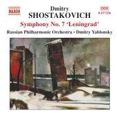 SHOSTAKOVICH: Symphony No. 7, 'Leningrad' by Russian Philharmonic Orchestra