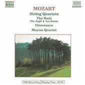 MOZART: String Quartets, K. 458, 'The Hunt' and K. 465, 'Dissonance' by Moyzes Quartet