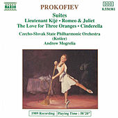 PROKOFIEV: Orchestral Suites by Slovak Philharmonic Orchestra