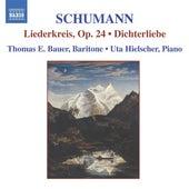 SCHUMANN, R.: Liederkreis, Op. 24 / Dichterliebe, Op. 48 by Thomas Bauer