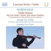 Violin Recital: Joseph Lin by Joseph Lin