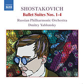 SHOSTAKOVICH: Ballet Suites Nos. 1-4 by Russian Philharmonic Orchestra