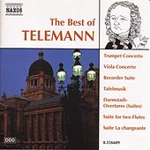 TELEMANN (THE BEST OF) by Various Artists