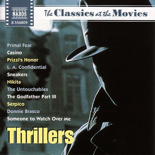Classics at the Movies: Thrillers by Various Artists