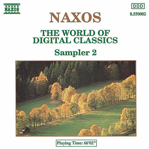 BEST OF NAXOS 2 by Various Artists