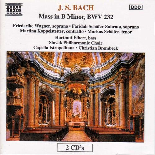 BACH, J.S.: Mass in B Minor, BWV 232 by Slovak Philharmonic Chorus