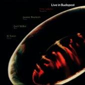 Live In Budapest by Tony Lakatos