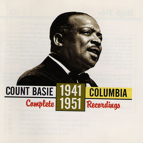 Complete 1941-1951 Columbia Recordings by Count Basie