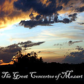 The Great Concertos of Mozart by Mikhail Voskresensky