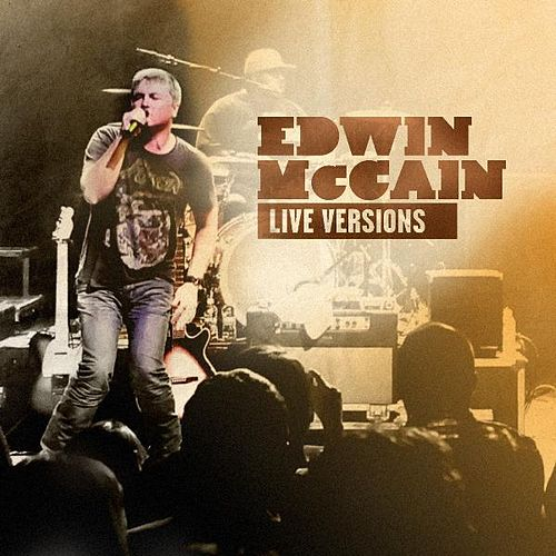 Live Verisons by Edwin McCain