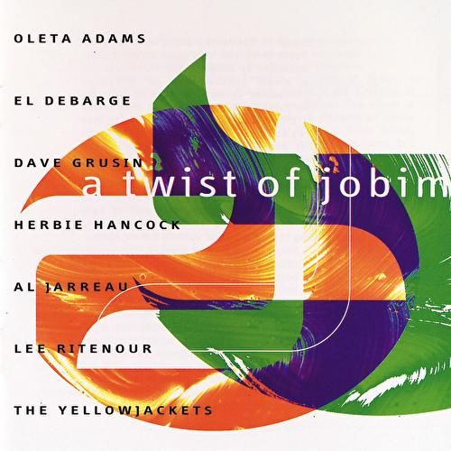 A Twist of Jobim by Various Artists