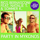 Party in Mykonos by Rico Bernasconi