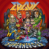 Superheroes e.p. by Edguy
