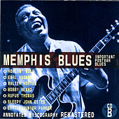 Memphis Blues: Important Postwar Blues, CD B von Various Artists